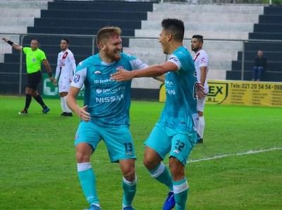 Santaní se instaló en cuartos de final de la Copa Paraguay