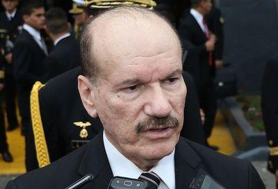 """Ministro de Defensa sobre intento de enmienda: """"No se tiene la intención de militarizar las calles"""""""