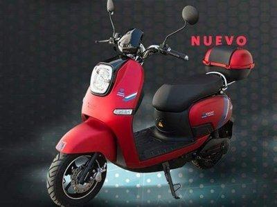 Motos eléctricas  consumen solo G. 7.000 en energía