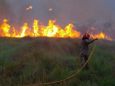 Lanzan alerta sobre daños a la salud a consecuencia de incendios