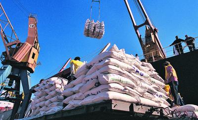 Paraguay exportará un barco con 30.000 toneladas de arroz a Irak