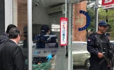 Hackean cajero del BNF y roban casi G. 500 millones