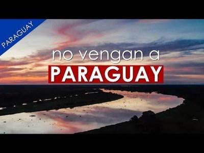 No venga a Paraguay «El «cajón vacío» de Suramérica»