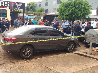 Asesinan a balazos a brasileño en Pedro Juan Caballero