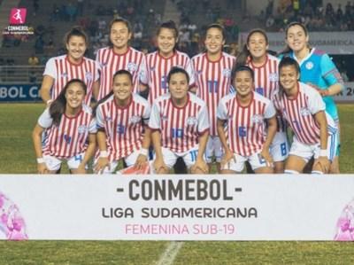 Albirroja juvenil femenina gana en estreno Sudamericano