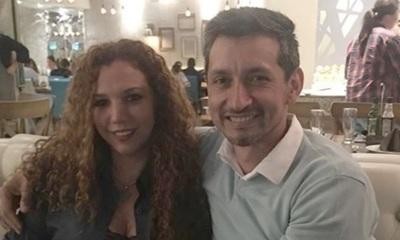 Juanca Samaniego celebra los 20 años de casado