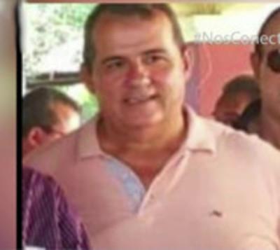 Sicarios matan a político colorado en San Pedro
