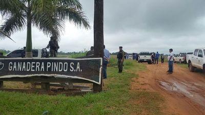 Atacan a abogada y trabajadores de la estancia Pindó