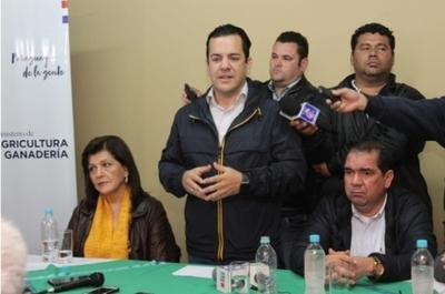Concepción: Entregan 1.200 millones de guaraníes para la campaña sesamera