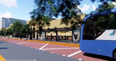 Buscan implementar el sitibús en zona del fallido metrobús