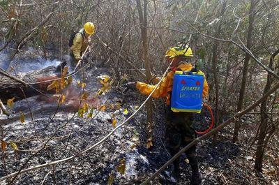 Incendios en Bolivia consumieron 4,1 millones de hectáreas