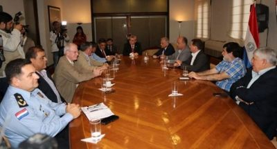Empresarios apoyan pedido de aumentar presupuesto a la Policía Nacional