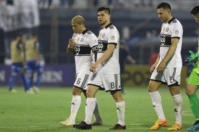 Olimpia tendrá una sensible baja ante Guaraní