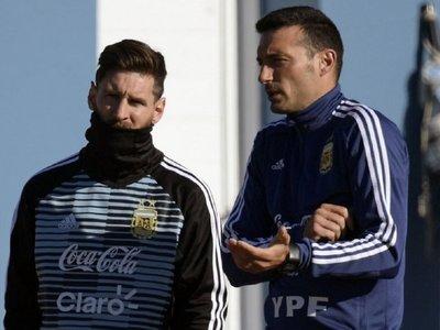 Argentina confirma rivales para amistosos de octubre