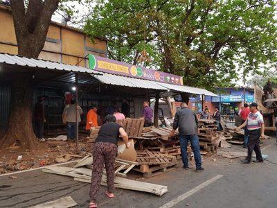 ¿Cuál fue la verdadera presión para el desalojo sobre la calle Sgto. Silva?