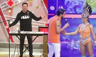 Pianito González criticó el número musical de Júnior y Fátima