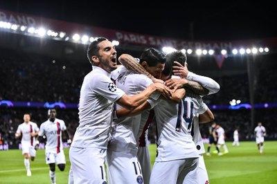 PSG, Bayern y el Manchester City golearon en la Champions
