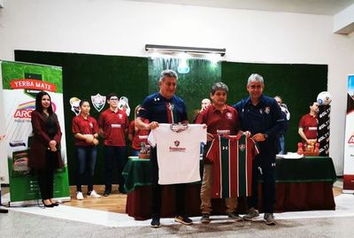 Segunda escuela del Fluminense
