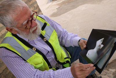 Hallan piezas arqueológicas en zona de obras de Oficinas del Gobierno