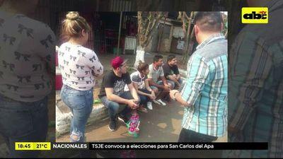 Identifican a presuntos asesinos de jóvenes en Horqueta