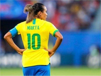 La brasileña Marta creará albergue para animales abandonado