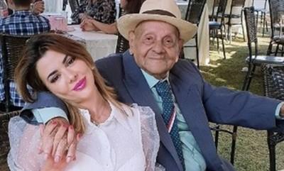 Marly Figueredo Celebró Con Emoción Los 104 Años De Su Abuelo