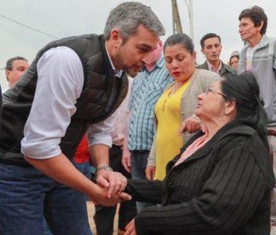Más de 200 familias de Itá acceden a modernas viviendas construidas por el Gobierno, mediante programa Che Tapýi