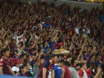 Cerro Porteño apelará sanción de la Conmebol