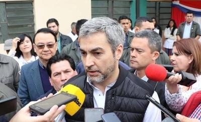 """HOY / Villamayor """"se queda por ahora"""", dice Abdo y evaluará qué hacer con Bacigalupo"""