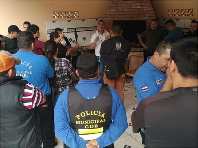 CDE: Desvinculan a 40 funcionarios y desmantelan PMT