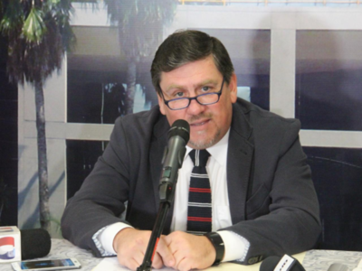 Si de Llano dependiera, el ministro del Interior ya hubiese sido cambiado
