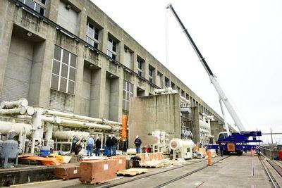 Adecuación de barras de 500 kV, en etapa final
