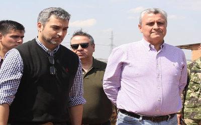 Presidente no destituirá a Villamayor como ministro