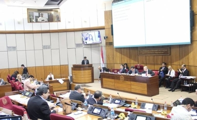 HOY / Senado estudiará interpelación a Villamayor