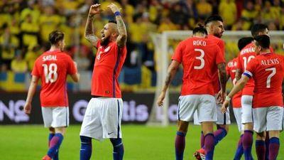 Chile y Colombia programan amistoso para 12 de octubre