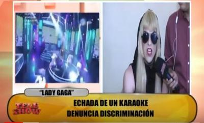 "Lady Gaga: ""Nos dijeron ""estos put*s son asi nomas luego"""
