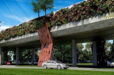 Frente Guasú solicita suspensión de obras para viaducto del botánico