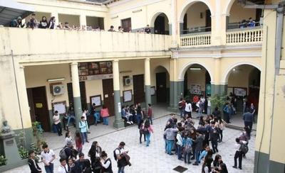 HOY / Declaran 'enemigos' a Abdo y ministros por 'burlarse' de los estudiantes: darán guerra, dicen