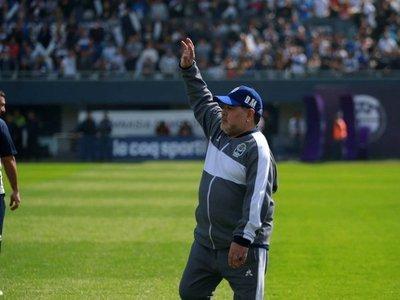 Talleres homenajeará a Maradona este lunes