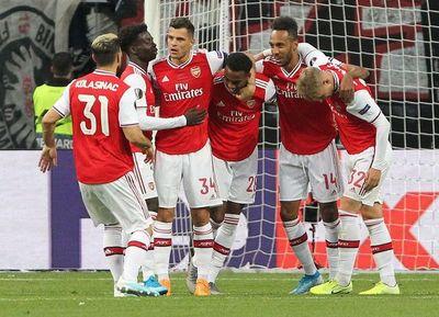 Arsenal de goles en Alemania