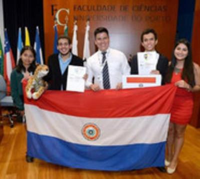 Paraguayos llevan dos menciones de honor en Portugal