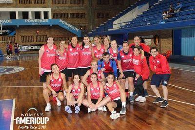 Paraguay viaja a la Americup