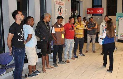 Perú expulsa a más de 150 inmigrantes venezolanos indocumentados