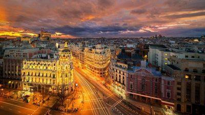 El arte llama a turistas a la capital española