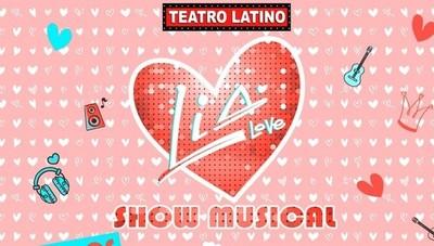 Lia Love Musical Show llega al Teatro Latino
