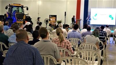 Destacan interés de productores en Congreso Internacional en el Chaco