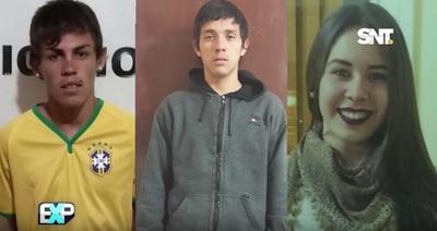 Condenan a jóvenes por homicidio de universitaria