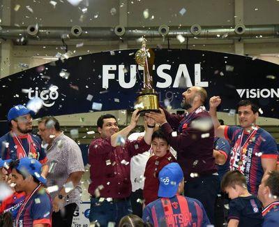 ¡Habrá Copa Paraguay de Futsal!