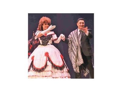 El teatro musical Elisa Lynch, entre el odio y el amor se presenta el domingo