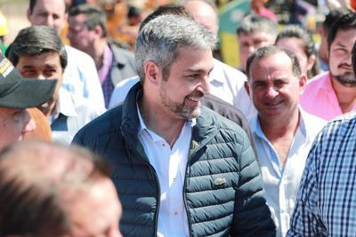 Presidente de la República desarrolla jornada de Gobierno en Ñeembucú
